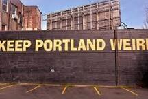 Even with a large number of visitors and new residents...Portland is still a funky, creative and welcoming city that has not lost an iota of its original charm and weirdness.