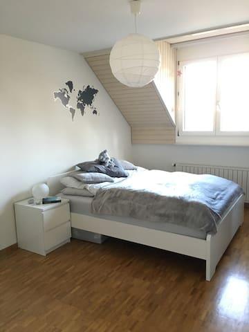 Gemütliches WG-Zimmer Nahe bei Bern - Bern - Condominium