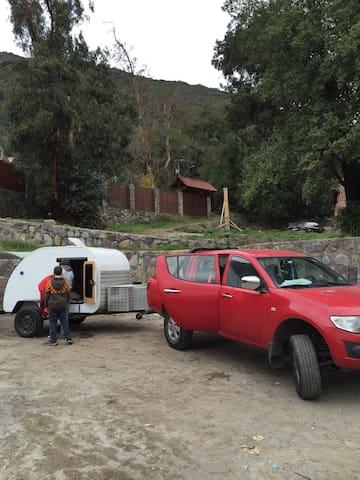 TEARDROP EN SAN PEDRO DE ATACAMA