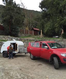 TEARDROP EN SAN PEDRO DE ATACAMA - Colina