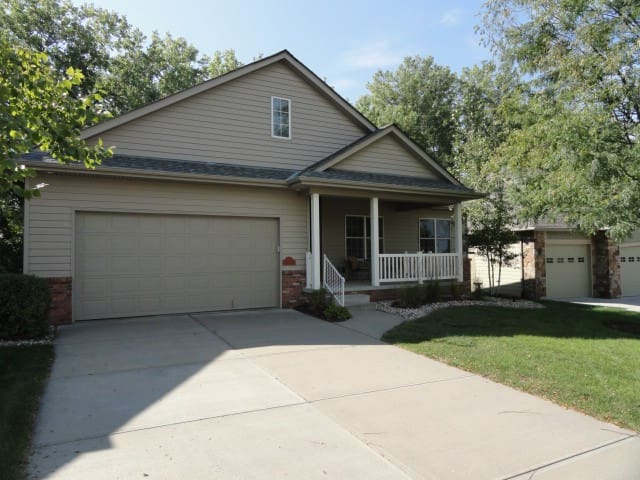 West Omaha warm, inviting, spacious ranch house