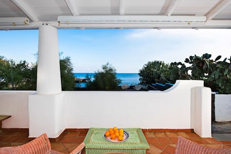 Villa Terme ab 208 - Stromboli