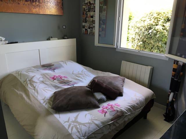 Chambre 2  - lit 160 -