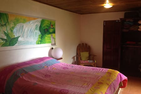 The Owl House, Room Picasso. Great Price ! - Platanillo - House