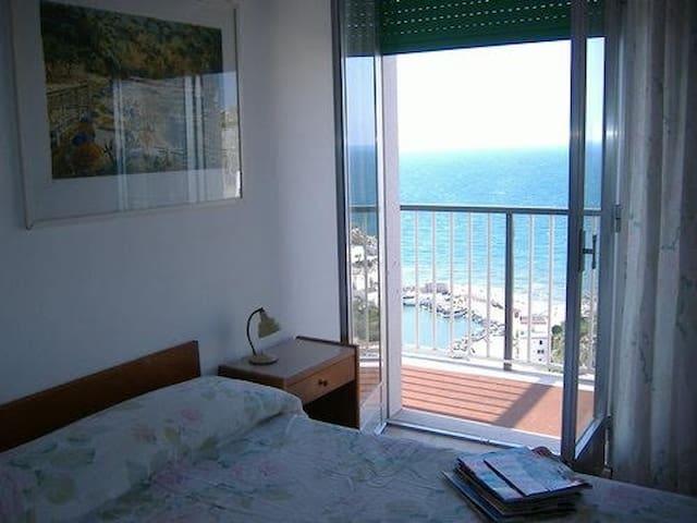 Bedroom in casa panorama