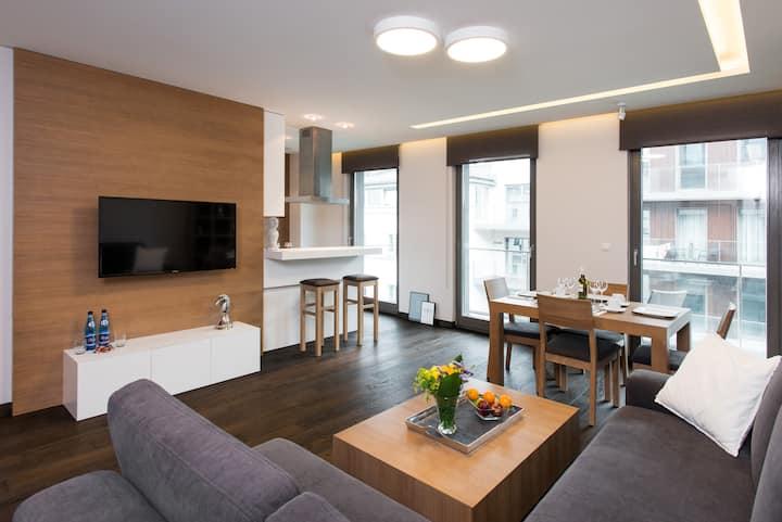 Wawel Castle View One Bedroom Luxury Apartment