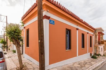 Αnastasia's  stone-mansion of 19th century