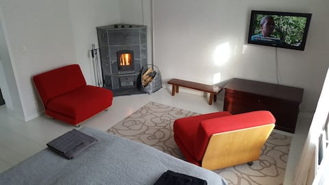 Cozy flat near Kajaani center