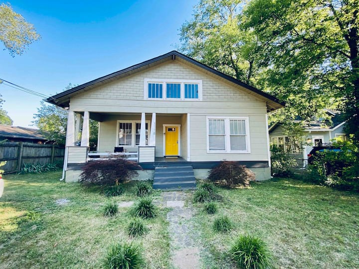 Charming spacious home in East Nash- Close to DNTN