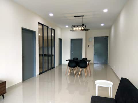 Cozy Room for 1 Pax @ Bandar Sungai Long, Kajang