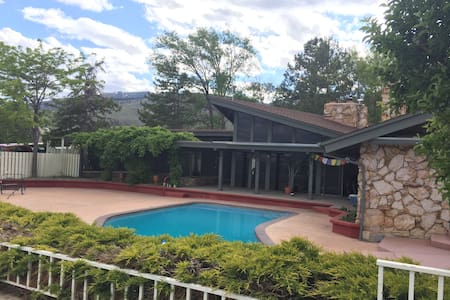 Architectural house. Stunning views - Carson City - Hus
