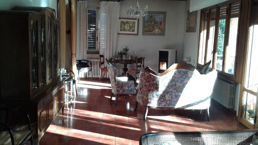 Villa del Platano - Bagni di Lucca - Villa