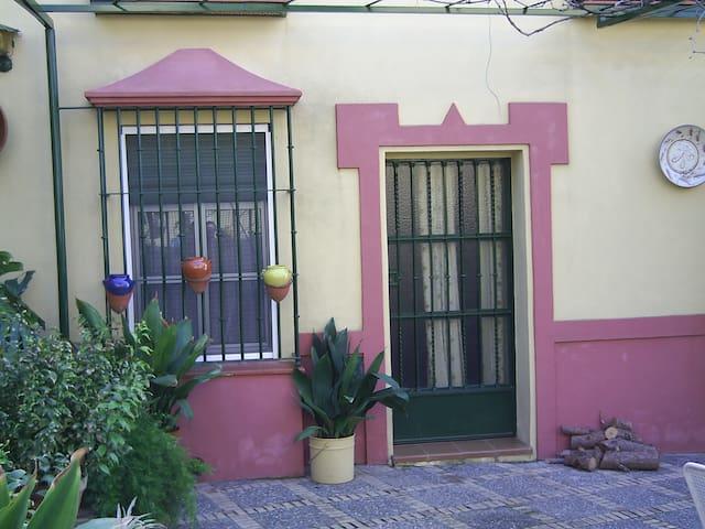 Casa acogedora entre Sevilla y Doñana.