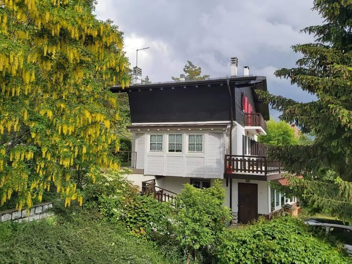 Casa con vista a Folgaria