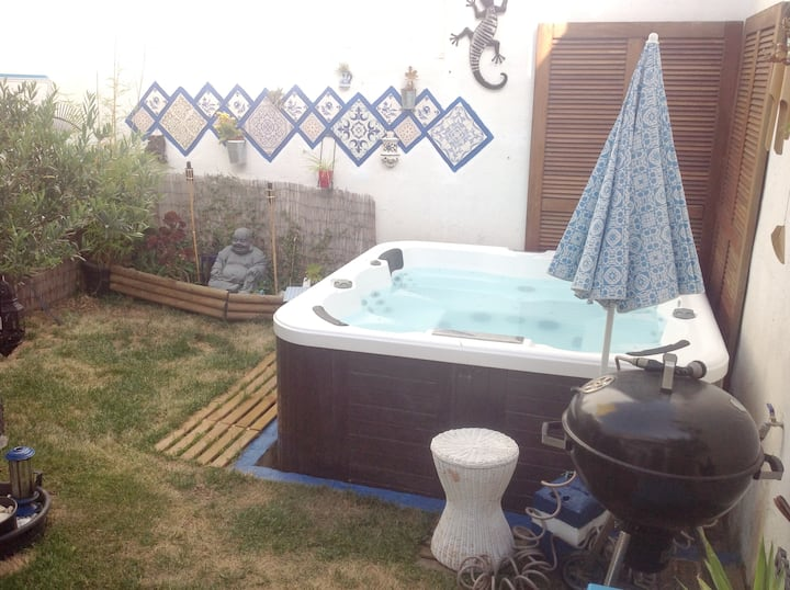 House with 3 bedrooms in Sintra, with enclosed garden and WiFi - 50 m from the slopes