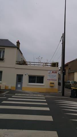 CAP SUR LES 500 ANS DU HAVRE - Le Havre - Wohnung