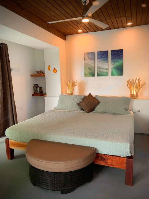 AquaLife Cottages 2*RAIN FORREST*5MIN FROM Beach