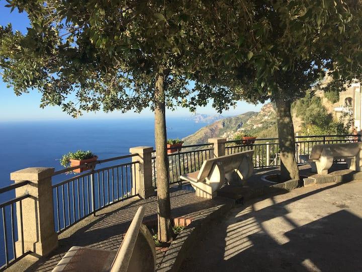 Flat Path of the Gods Amalfi Coast