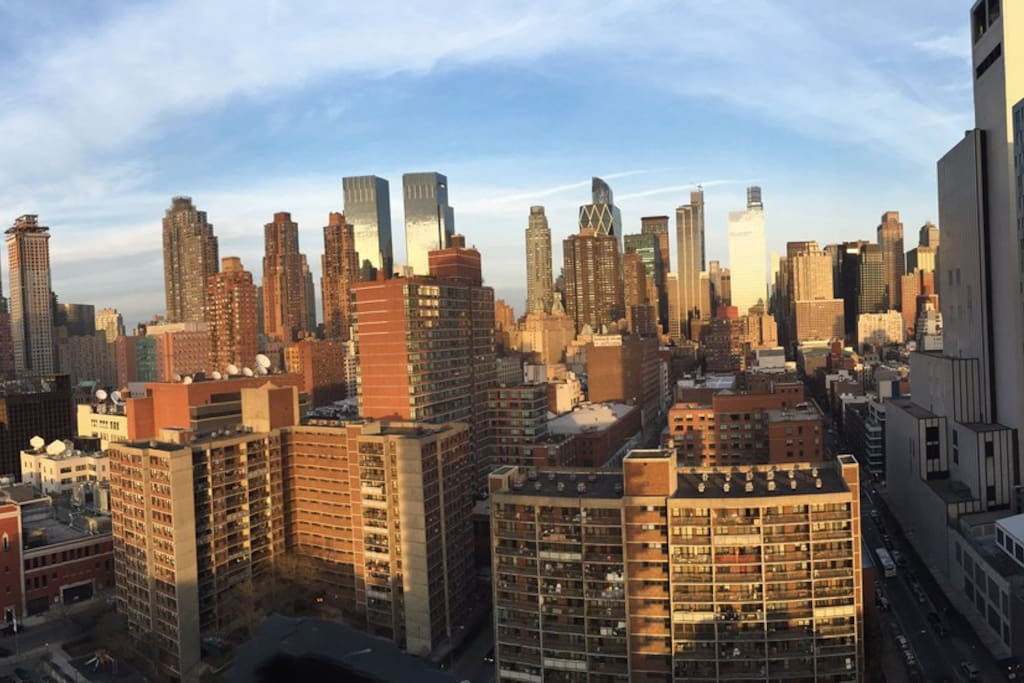 Midtown apt with a great view and everything near for Appartamenti midtown new york