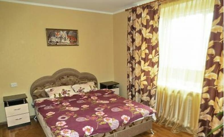 Comfortable 2 room flat near Mall Lubava - Cherkasy - Apartment