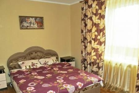 Comfortable 2 room flat near Mall Lubava - Cherkasy