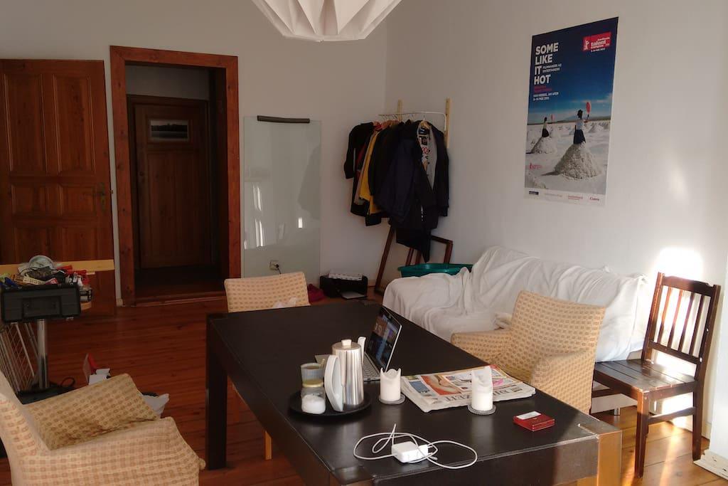 2. Ansicht Wohnzimmer