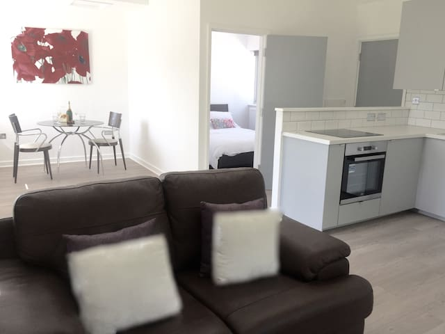 Private & modern apartments in rural Bedfordshire