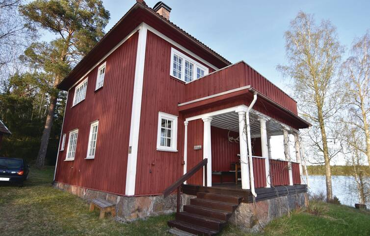 Holiday cottage with 3 bedrooms on 150m² in Brunskog