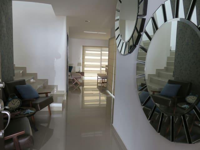 AZUL PACIFICO CASA BONITA Y NUEVA - Mazatlán - Casa