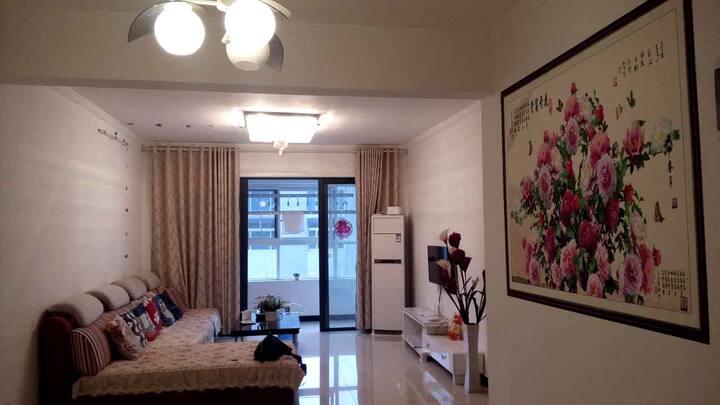 万达广场 王府井 王城公园附近真正市中心精装大两室