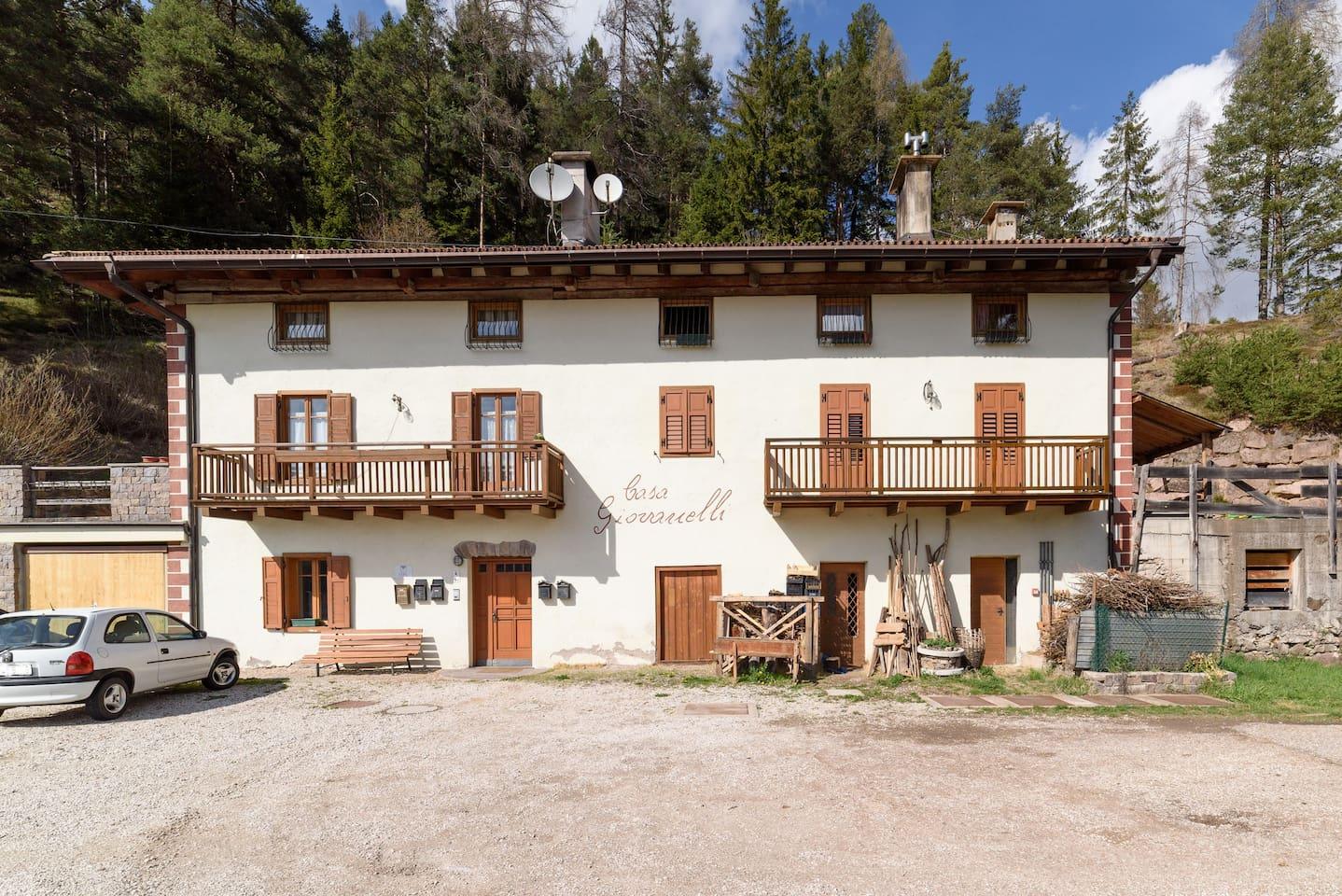 Casa Giovanelli
