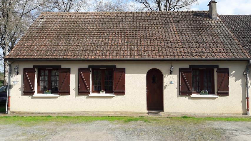Le Clos de la Chouane - Saint-Gervais-en-Belin - Casa de huéspedes