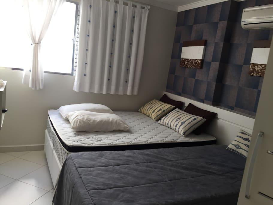Dormitório 2 Com Ar Opcional