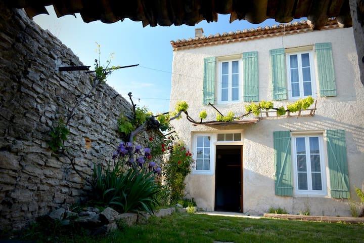Maison provençale - L'Isle-sur-la-Sorgue - Huis