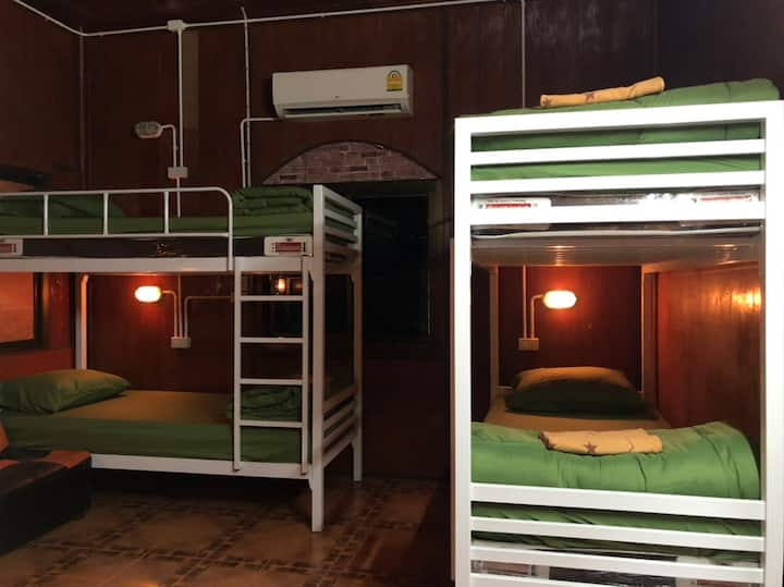 Sunshine home Dormitory (price for 1 bed)