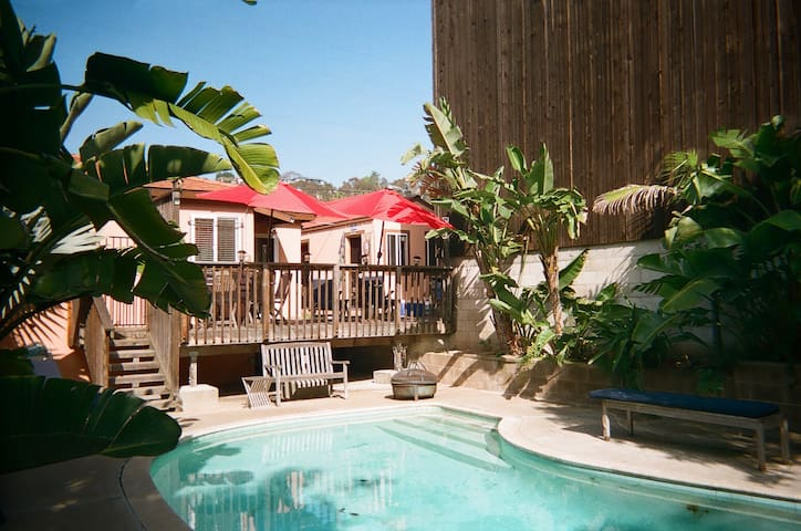 OLD TOWN STUDIO,POOL & CABANA / W PARKING ! - San Diego - House