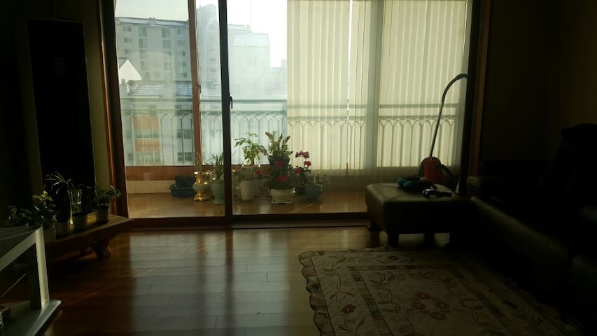 Convenient house for moving everywhere, 편리한 접근성의 집 - Suji-gu, Yongin-si - อพาร์ทเมนท์
