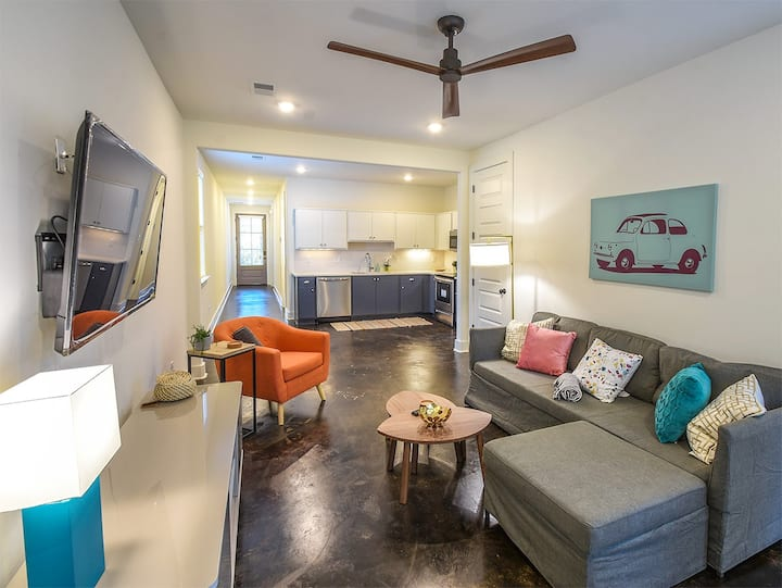 ⭐️ SPACIOUS+ECLECTIC~4Bedroom ❤️ of CooperYoung ⭐️