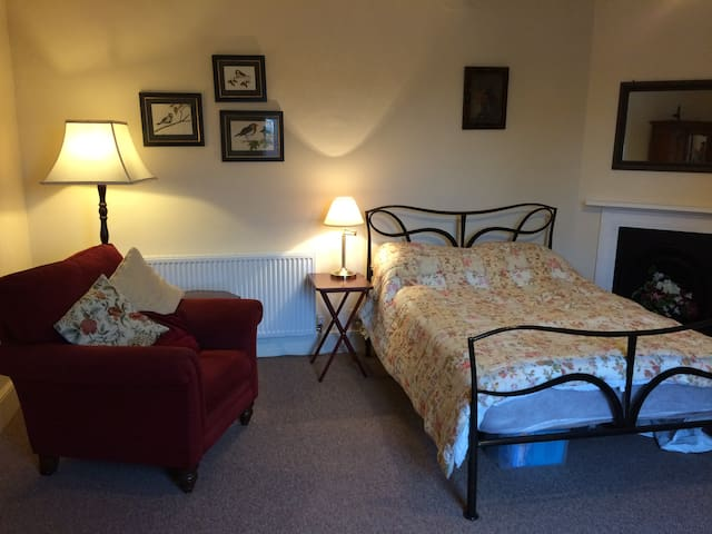 Farmhouse double guest-room - North Yorkshire