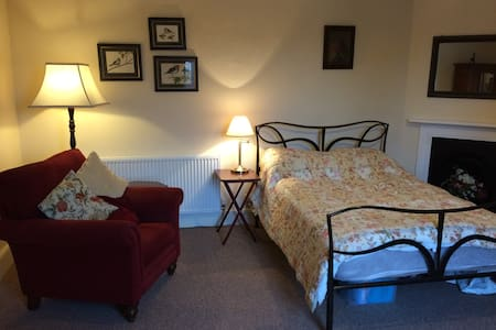 Farmhouse double guest-room - North Yorkshire - House