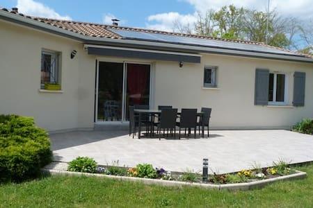 Maison individuelle récente - Cabanac-et-Villagrains - Casa