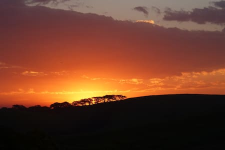 Enjoy breathtaking sunsets with sundowners... - Westbrook - Appartement