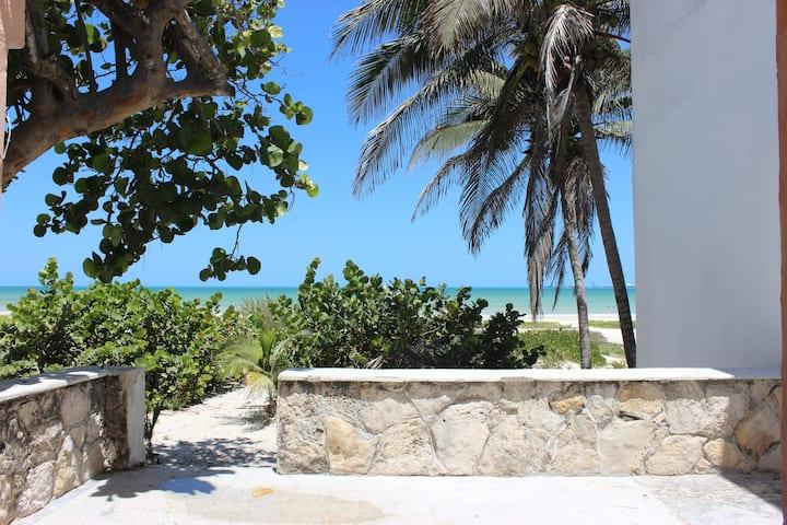 Beachfront room for rent