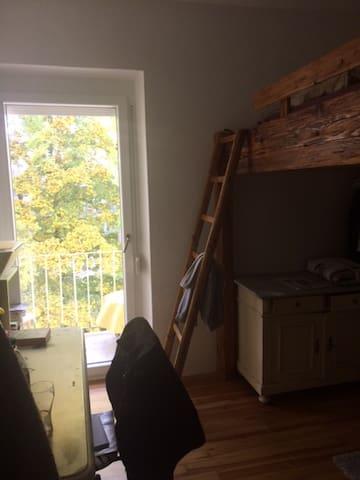 Gemütliches WG Zimmer in Moosach (min. 2 Wochen)