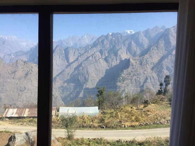 Himalayan view deluxe Home stay