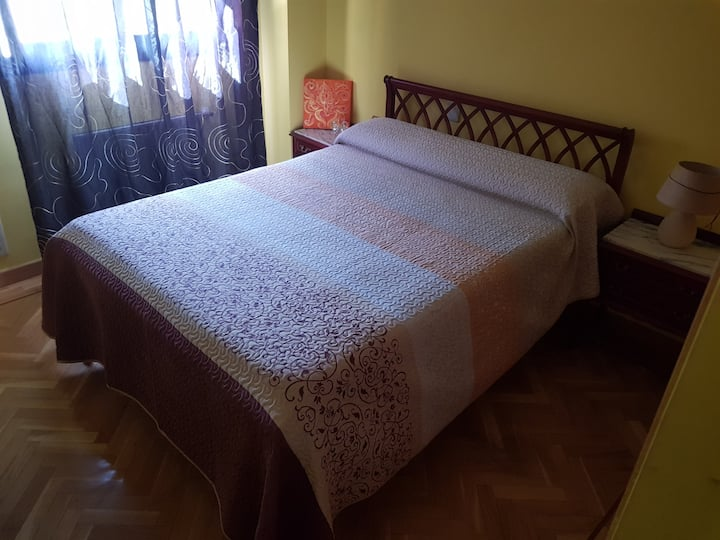 Your perfect private room for 2 in Madrid