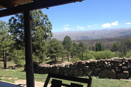 Casa de campo Athos Pampa - Athos Pampa - Huis