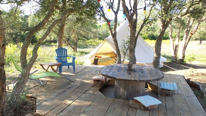 la tente Sybley