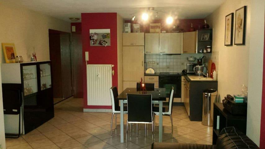 Appartement 1 chambre avec jardin - Arlon - Daire