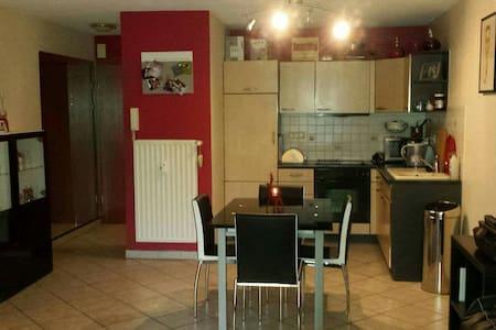 Appartement 1 chambre avec jardin - Arlon